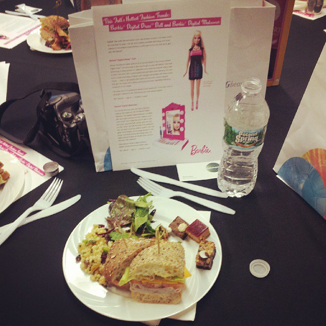 Barbie Lunch