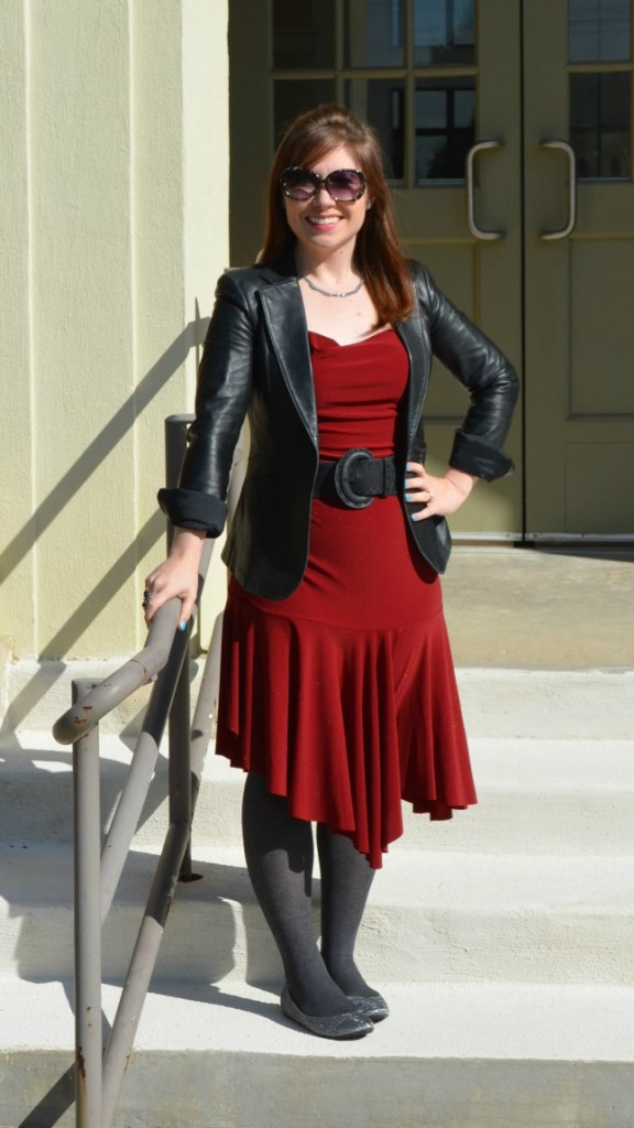 Sparkle Holiday Outfit #shop