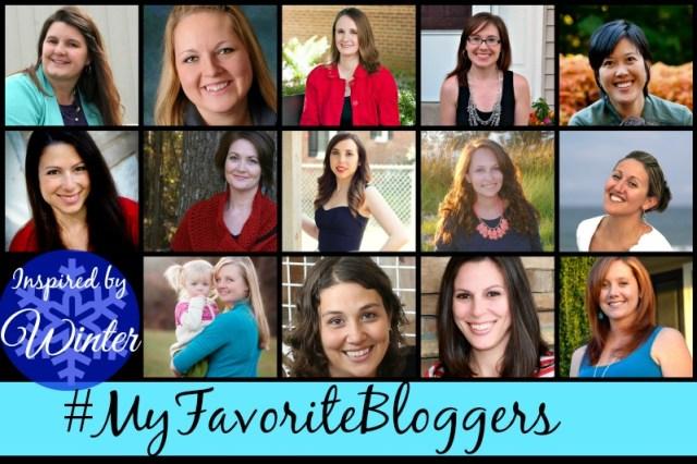 Winter #MyFavoriteBloggers Projects