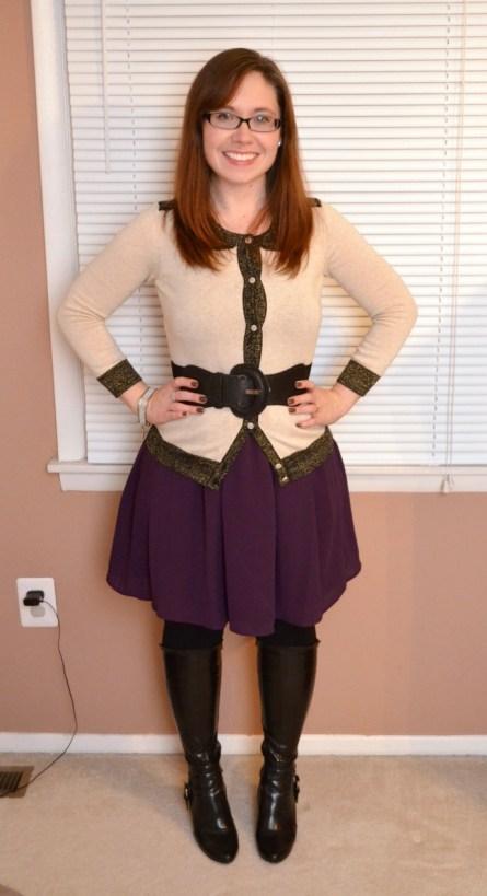 Milo Pleated Skirt