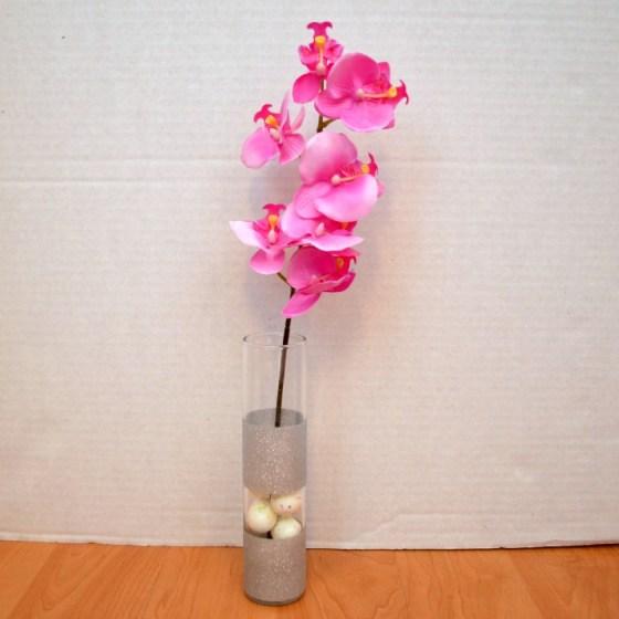 Glitter Duck Tape Vase