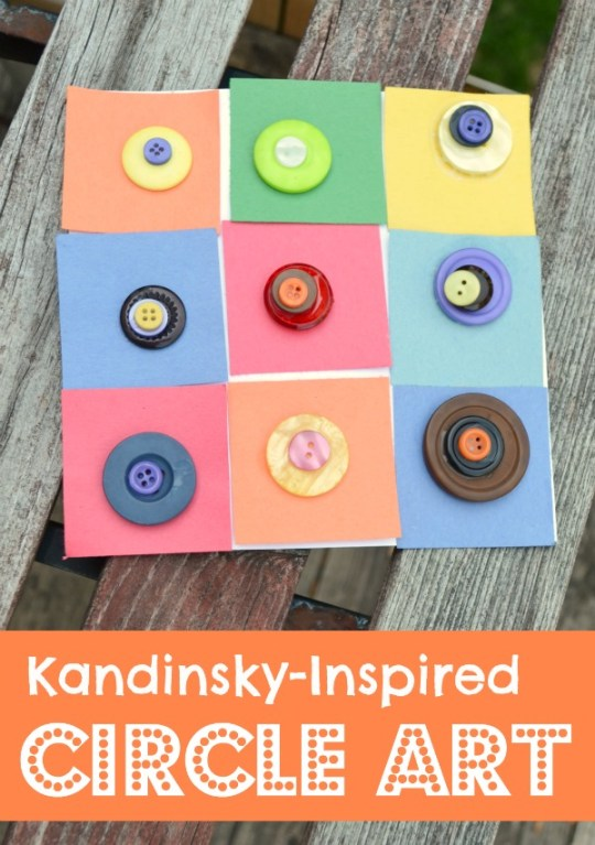 Kandinsky Circle Art