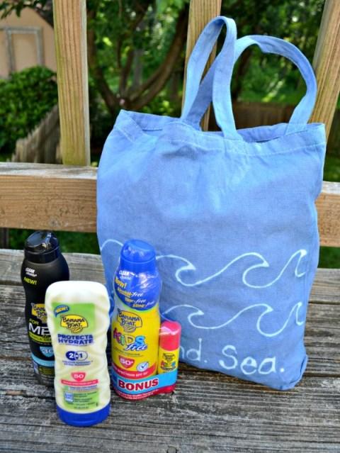 Banana Boat Sunscreen