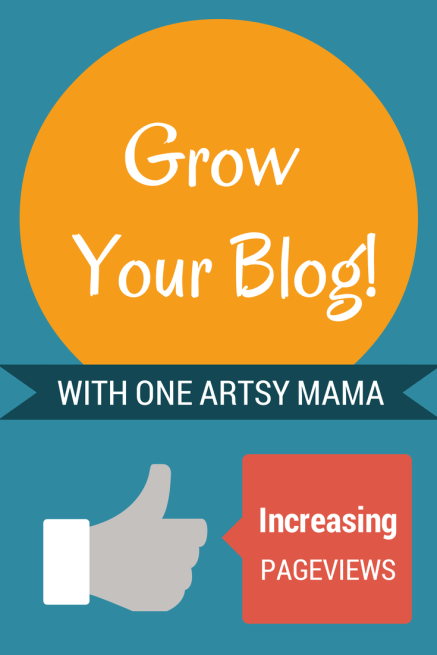 Grow Your Blog: Increasing Pageviews
