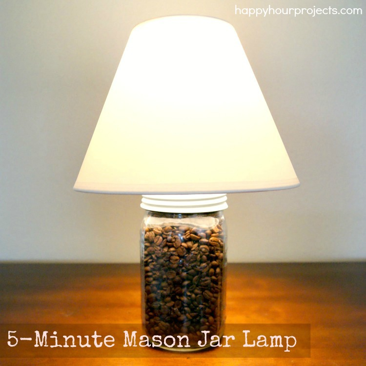 5-Minute-Mason-Jar-Craft-Lamp