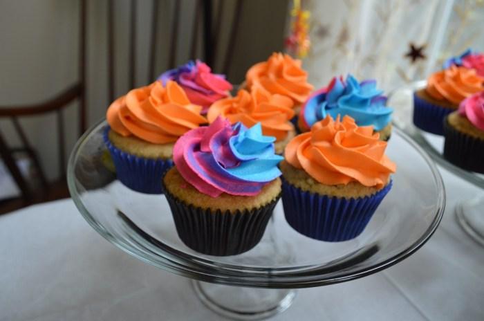 LEGO Movie Cupcakes