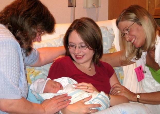 Amy, Lynnie, Sheryl & Noah 02