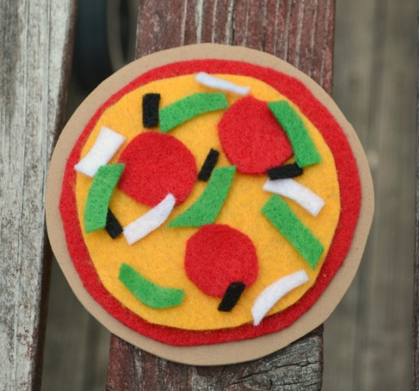Pizza Magnets #TMNT