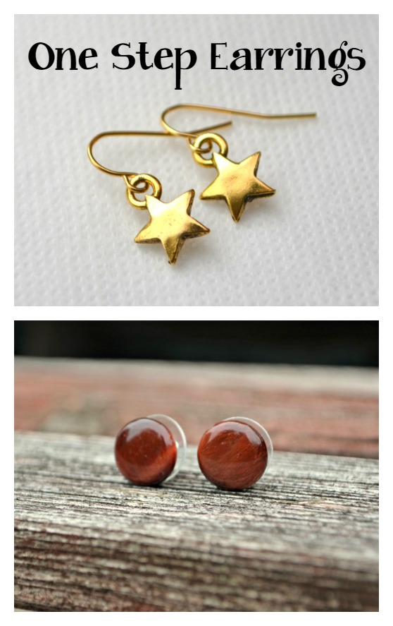 One Step Earrings