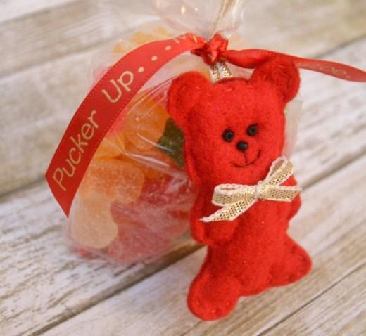 Gummi Bear Gift