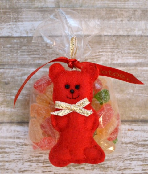 Gummi Bear Gift Idea