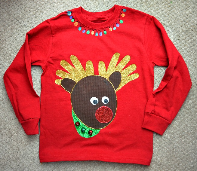 Ugly Sweater DIY