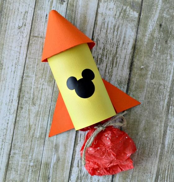 Disney Rocket Party Favors