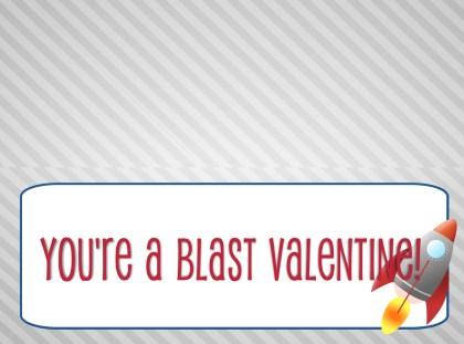 Rocket Valentines