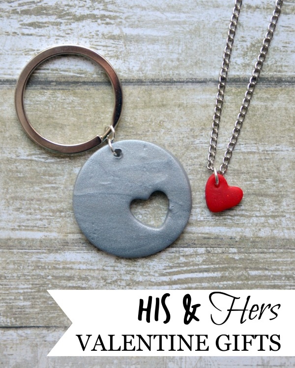 His & Hers Valentine Gift Idea