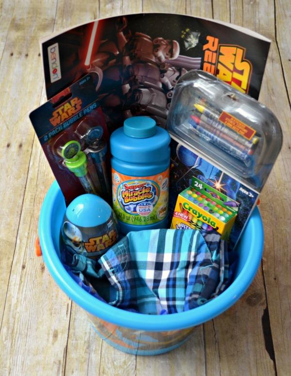 Star Wars Easter basket