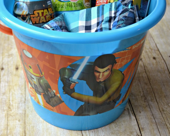 Star Wars bucket