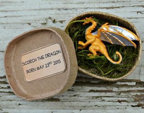 Dragon In Egg