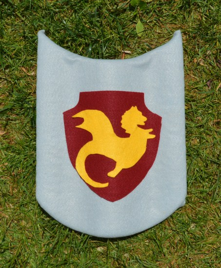 Shield Front