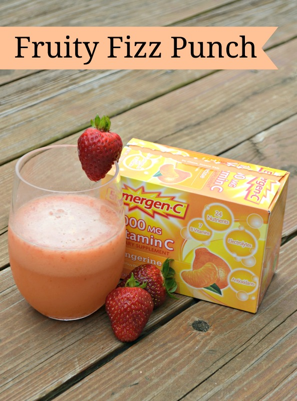 Fruity Fizz Punch