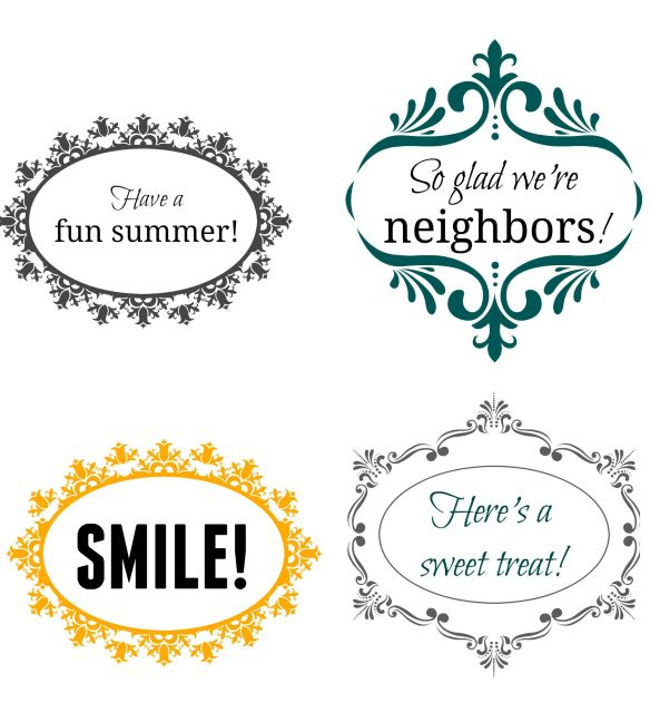 neighbortreatprintable