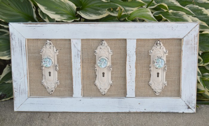 Shabby Chic Headband Holder
