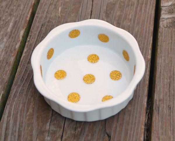 Polka Dot Dish