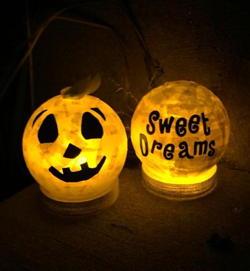 Halloween Night Lights