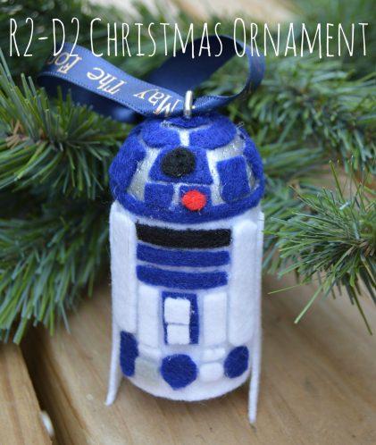 R2-D2 Christmas Ornament