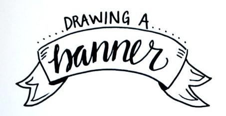 Draw a banner