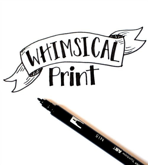 whimsyprintpinnable