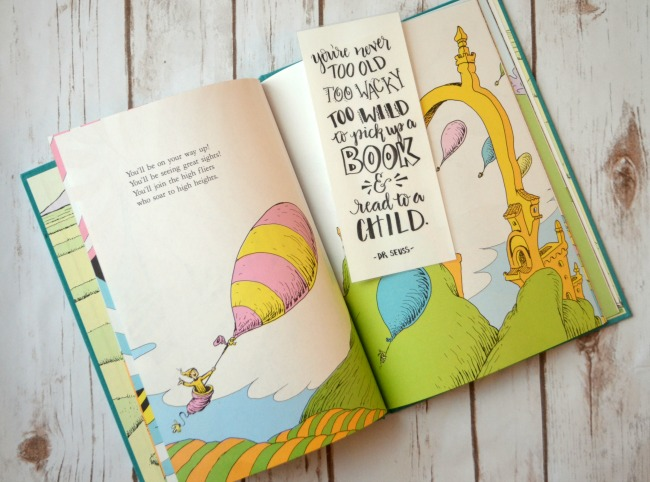 Early Learning: Dr. Seuss Bookmarks