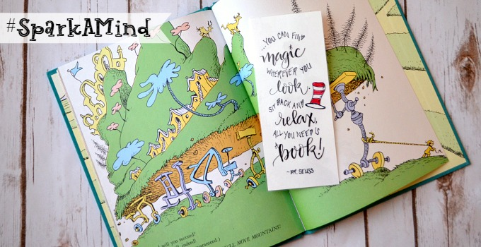 image about Dr Seuss Bookmarks Printable known as Understanding Device: Printable Dr. Seuss Bookmarks - Amy Latta