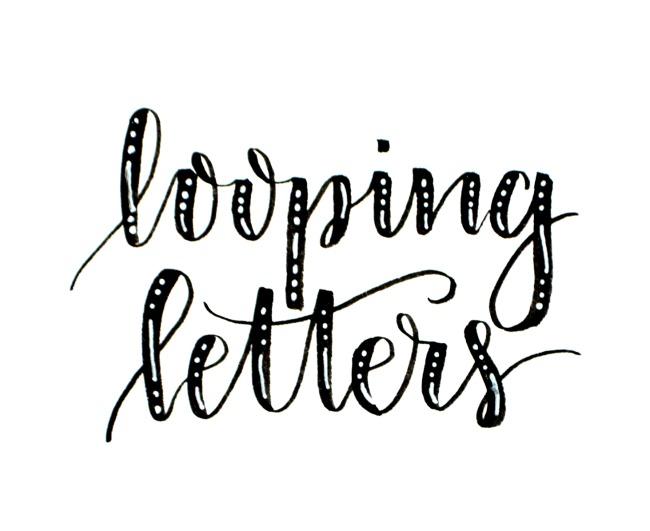 Beginner Brush Lettering: Loops