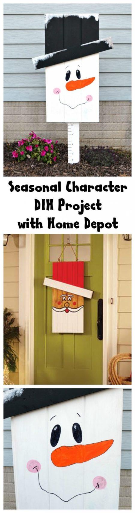 Seasonal Character DIH Project