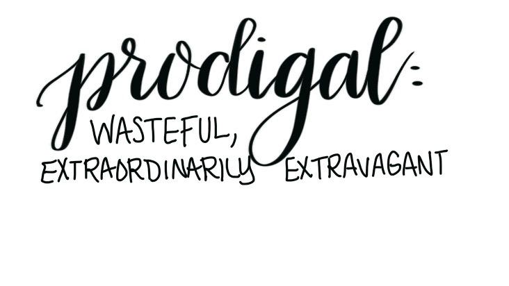 prodigal