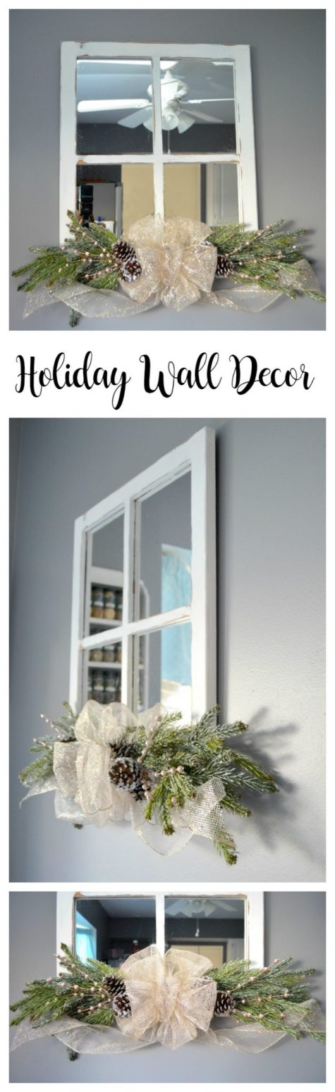 Seasonal Holiday Wall Decor