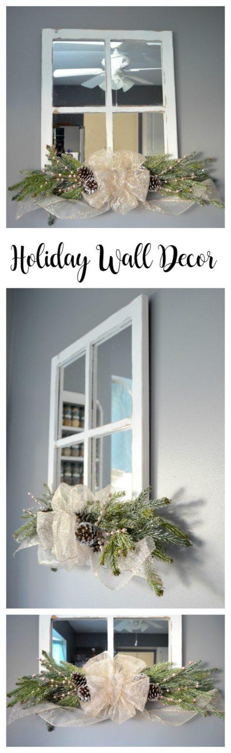 Seasonal Holiday Wall Decor