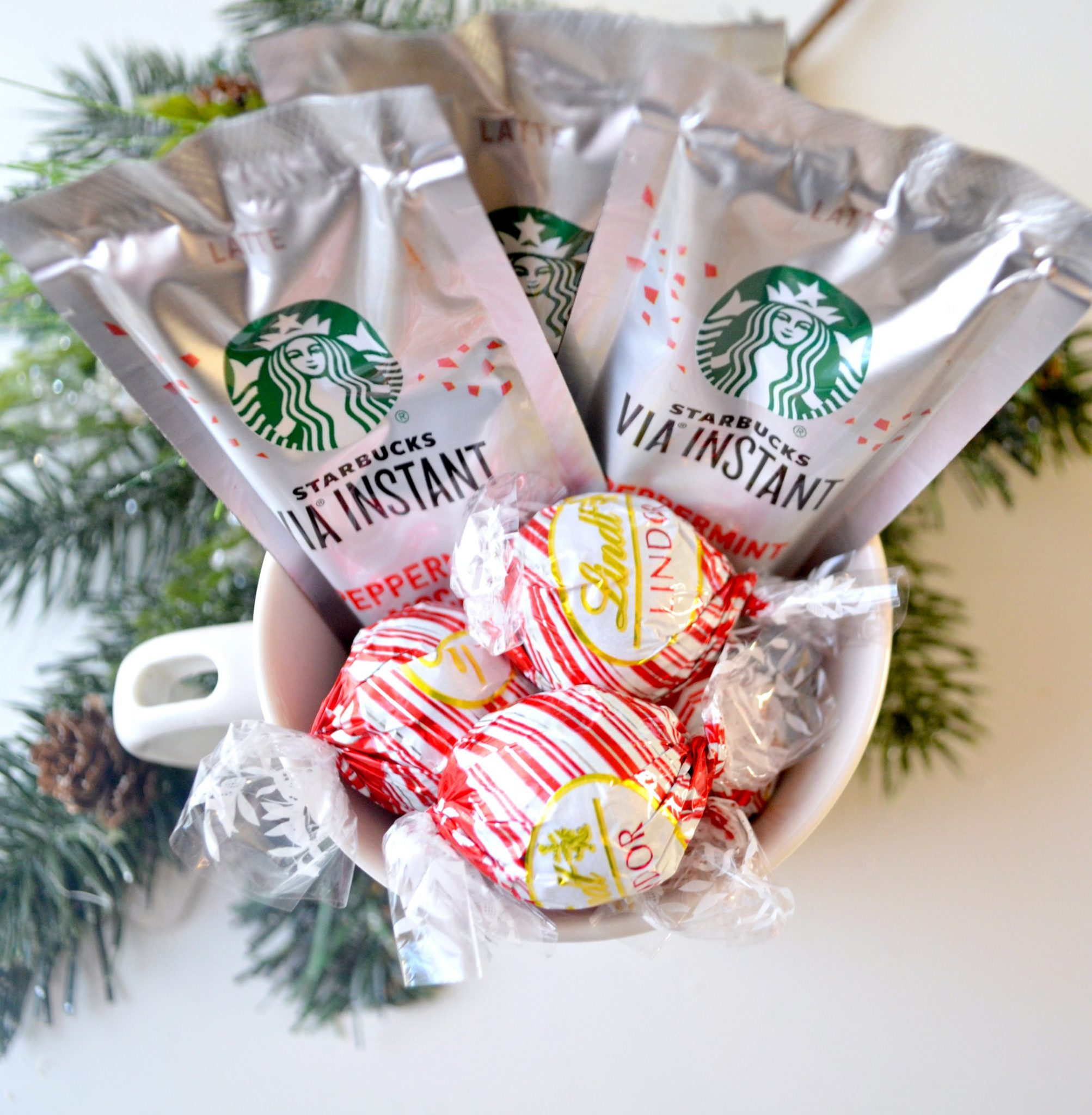 Coffee and Chocolate Gift Idea