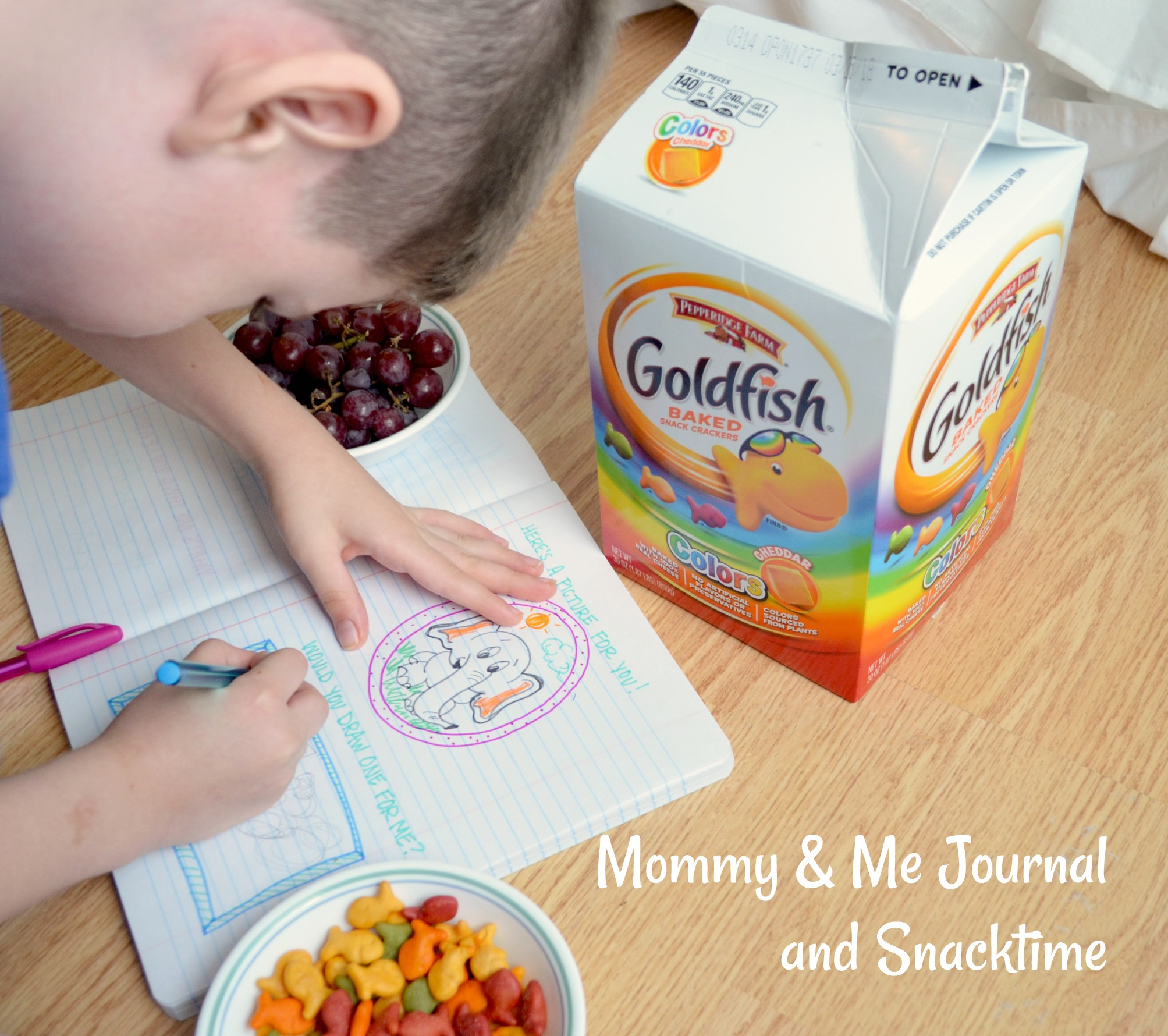 Mommy & Me Journal