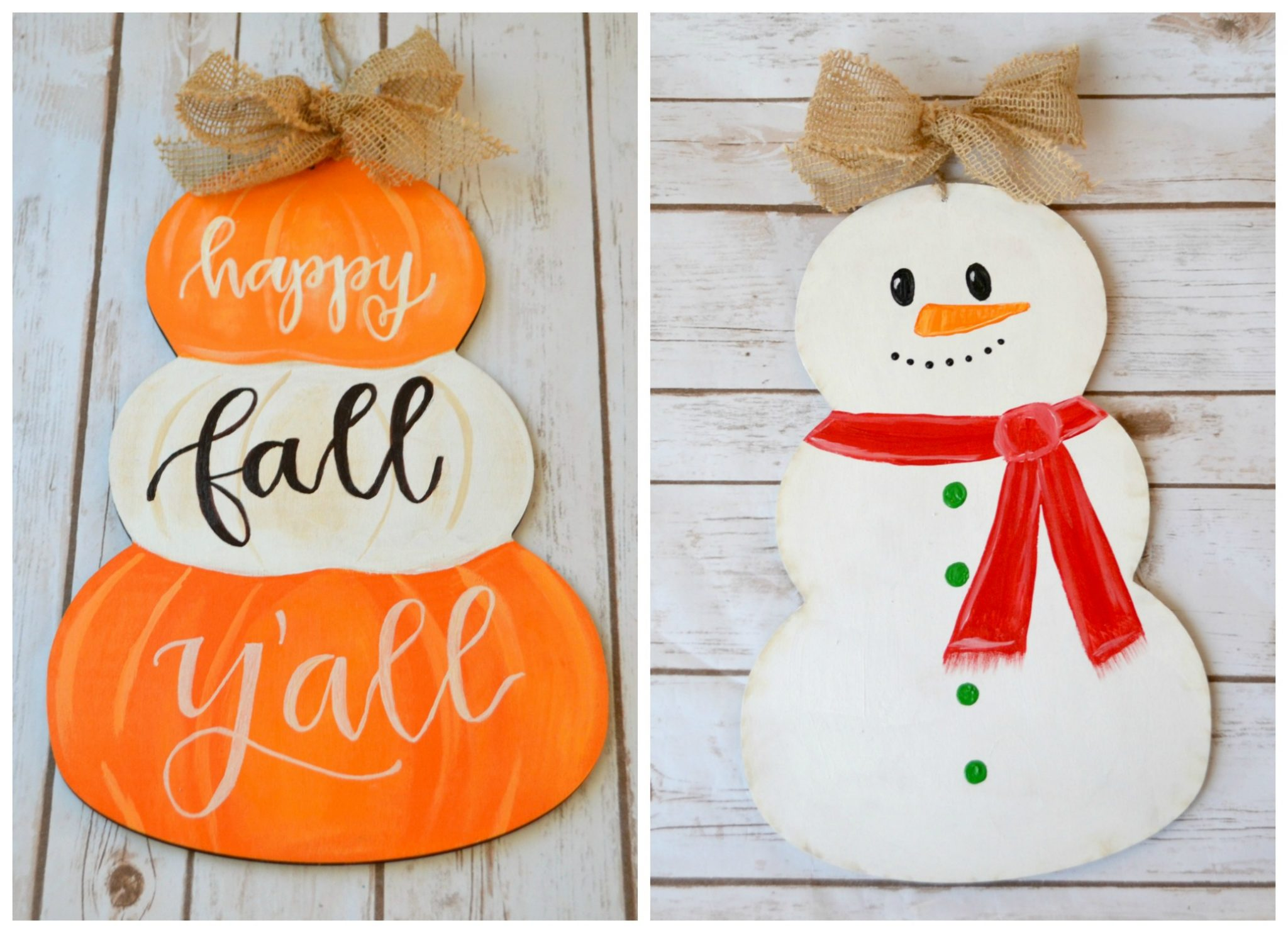 Reversible Seasonal Sign
