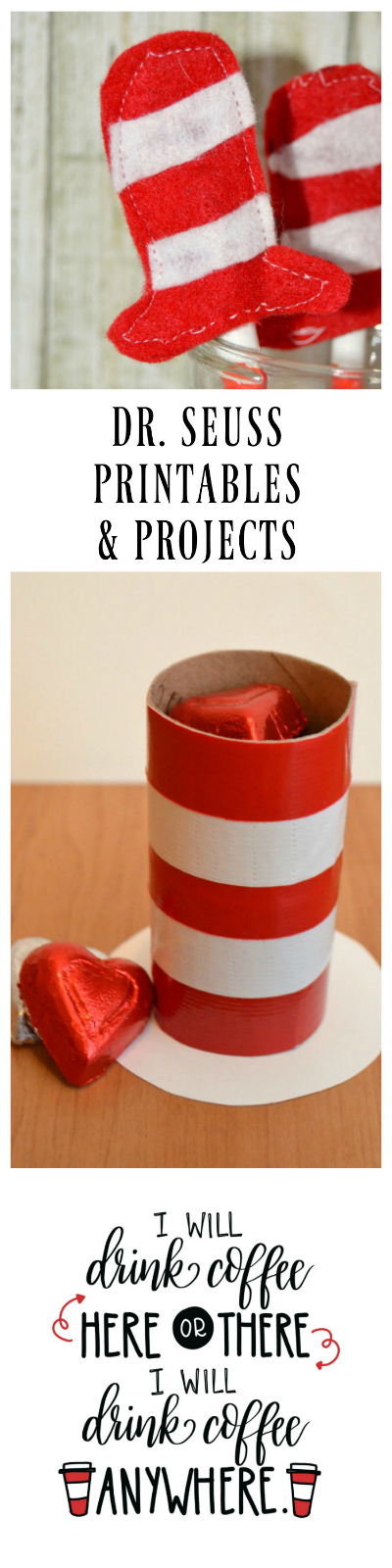 Dr. Seuss Printables & Projects