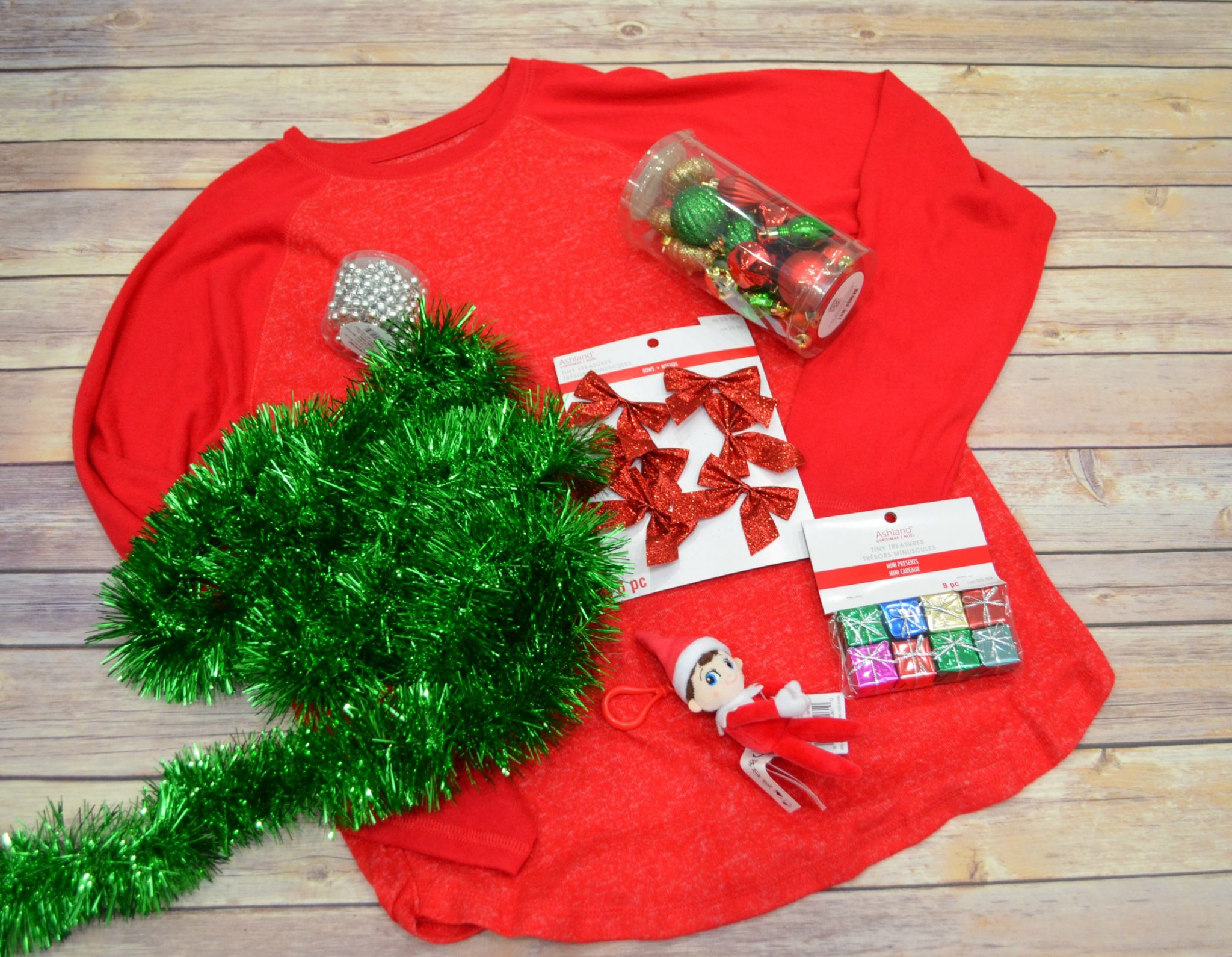 Diy Ugly Sweater O Christmas Tree Amy Latta Creations