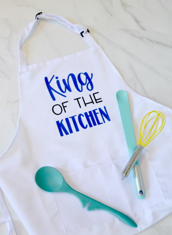 Father's Day apron