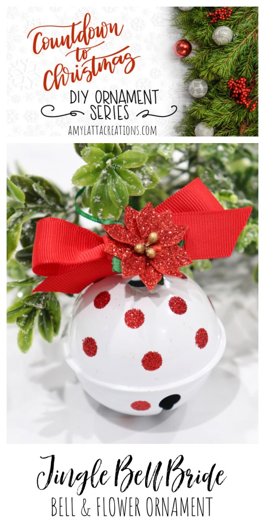 Jingle Bell Bride Ornament