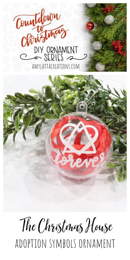 Adoption Symbols Ornament