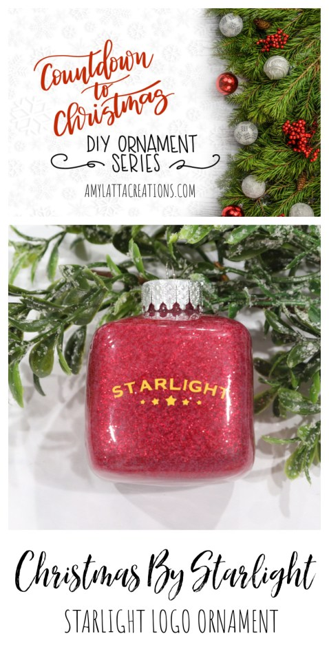 Christmas By Starlight Ornament