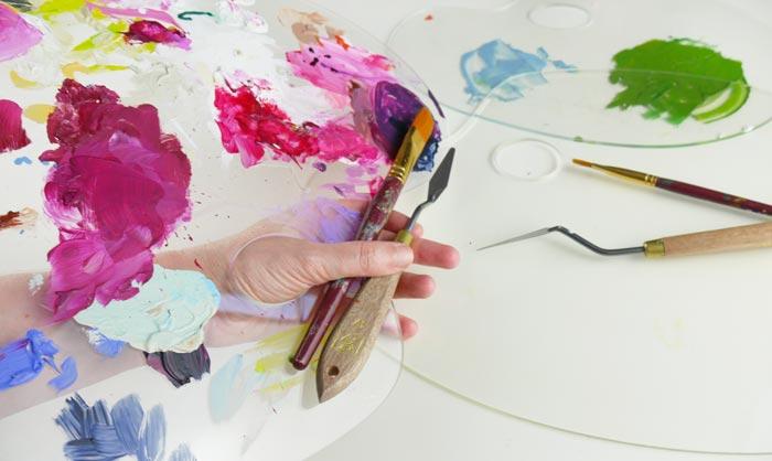 15 Modeles De Palettes D Artiste