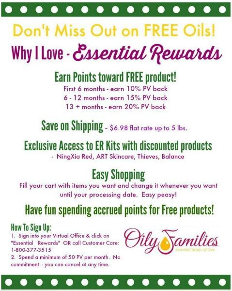 Essential Rewards Graphic