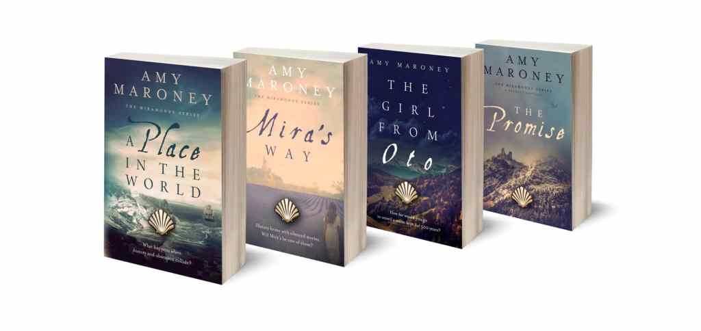 The Miramonde Series by Amy Maroney